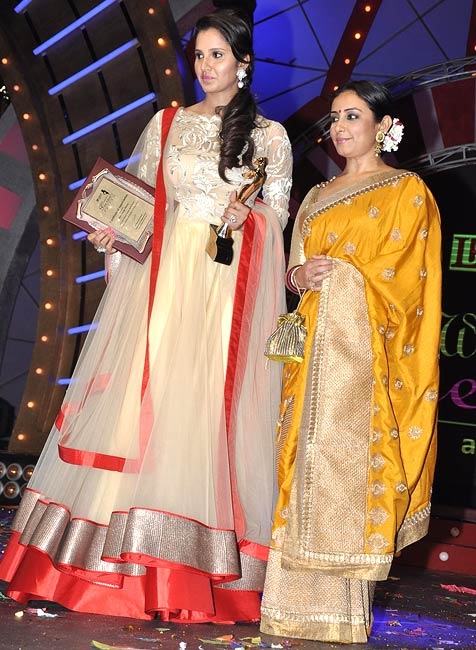 Sania Mirza and Divya Dutta
