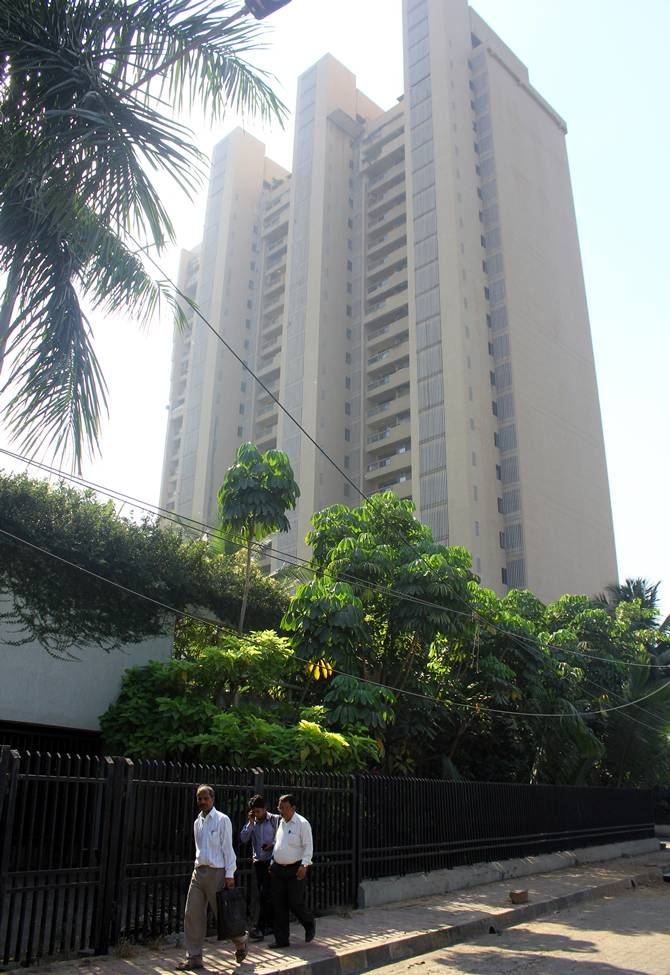 Mannat inside pictures of celebrity