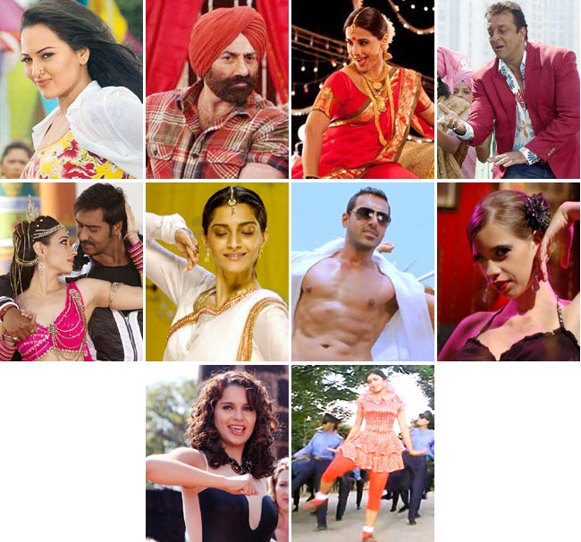 Sonakshi, Kangna, Tabu: Bollywood's WORST dancer? VOTE!