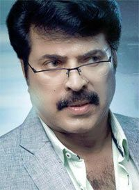 Mammootty in Silence