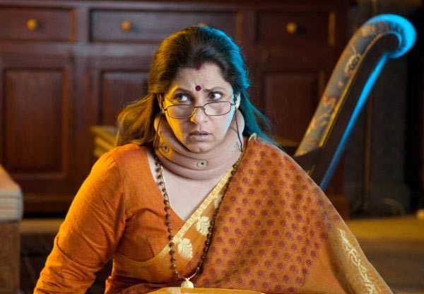 Dimple Kapadia in What The Fish!