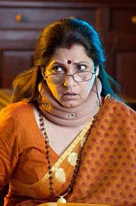 Dimple Kapadia in What The Fish