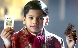 Siddharth Nigam in Dhoom 3