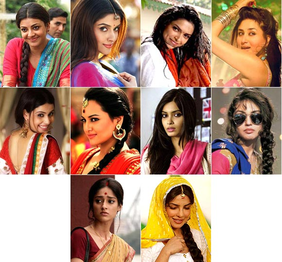 The HOTTEST <I>Desi</i> Girl in Bollywood? VOTE!