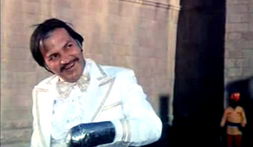 Prem Chopra in Kranti