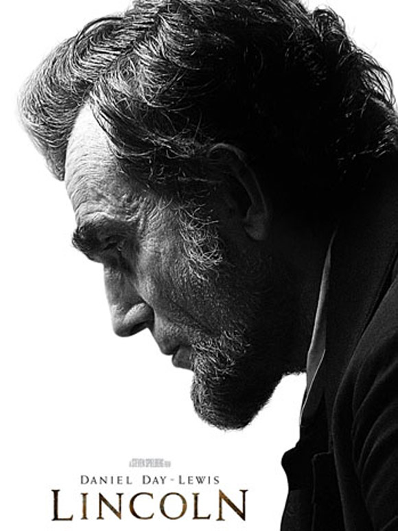 Movie poster of Lincoln