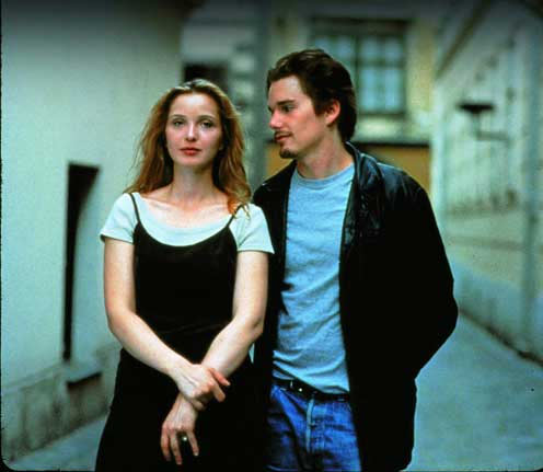A scene from Before Sunrise