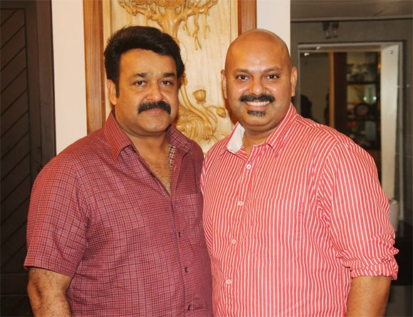 Mohanlal and Arun Vaidyanathan