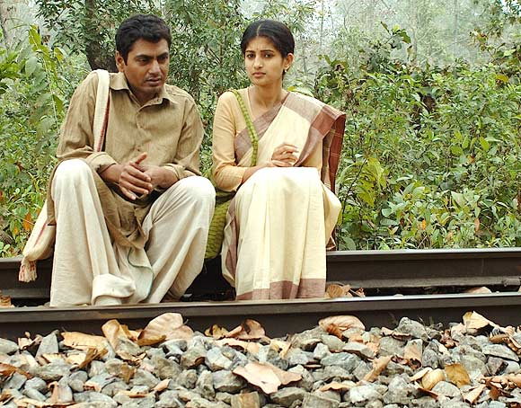 Nawazuddin Siddiqui and Vega Tamotia in Chittagong