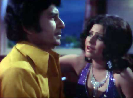 Ramesh Deo and Sulakshana Pandit in Salaakhen
