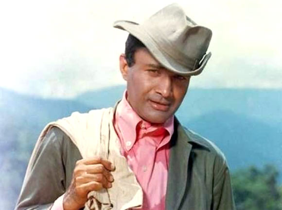 Dev Anand in Guide