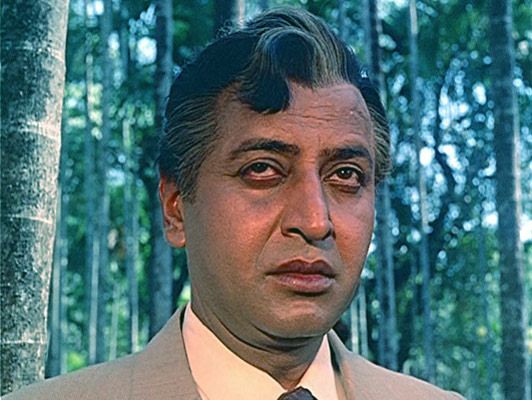 Pran in Gumnaam (1965)