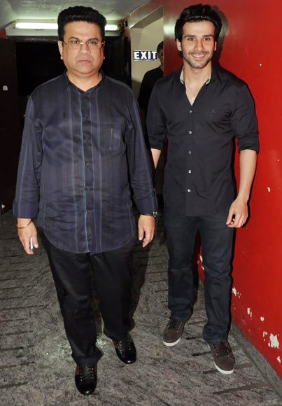 Kumar Taurani and Girish Kumar