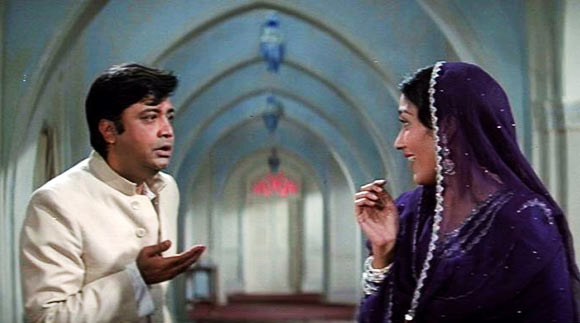 Deven Varma and Preeti Ganguly in Deedar-E-Yaar