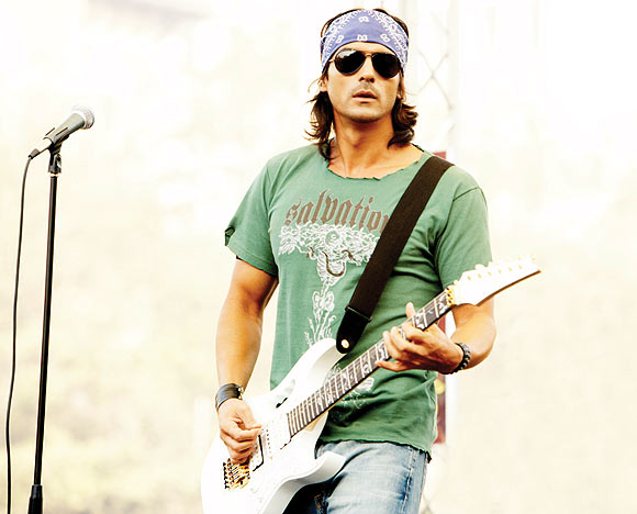 Arjun Rampal in Rock On!