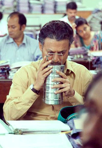 Irrfan Khan in The Lunchbox