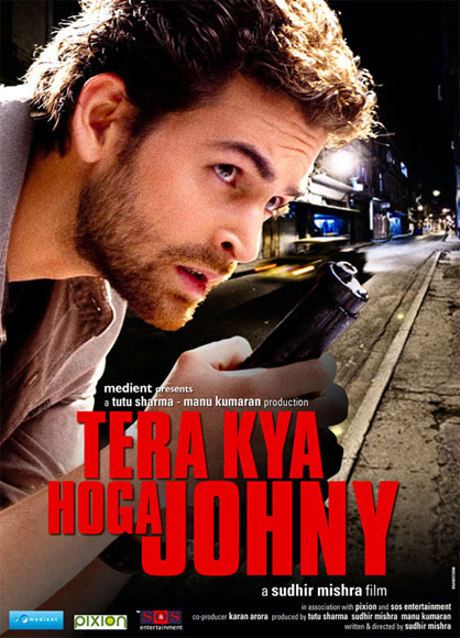 Movie poster of Tera Kya Hoga Johnny