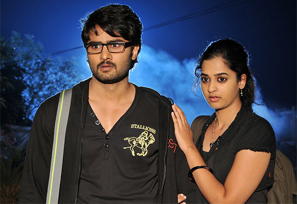 Sudheer and Nandita in Prema Katha Chitram