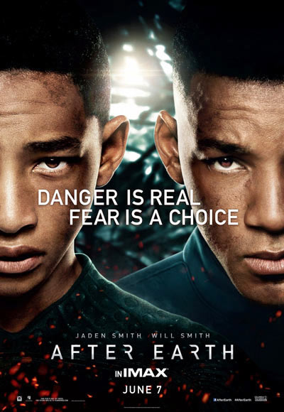 Movie poster of After Earth