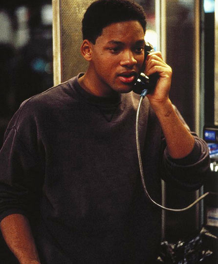 Will Smith in Six Degrees Of Separation