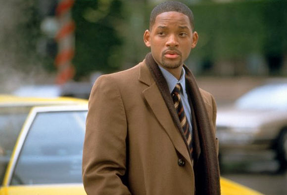 Will Smith in Enemy Of The State