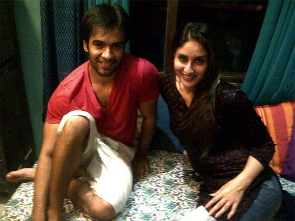 Punit Malhotra and Kareena Kapoor