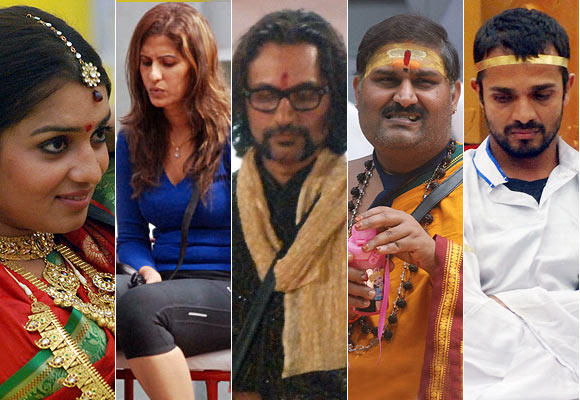 Which Bigg Boss Kannada housemate should win? VOTE!