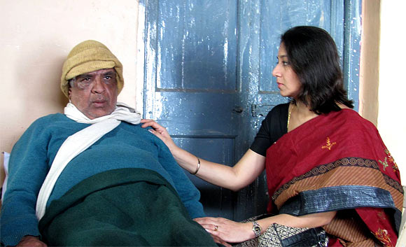 A scene from Bharat Stores