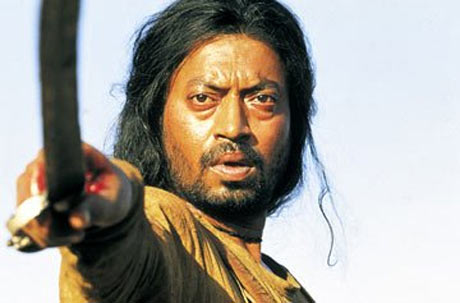 Irrfan Khan in The Warrior