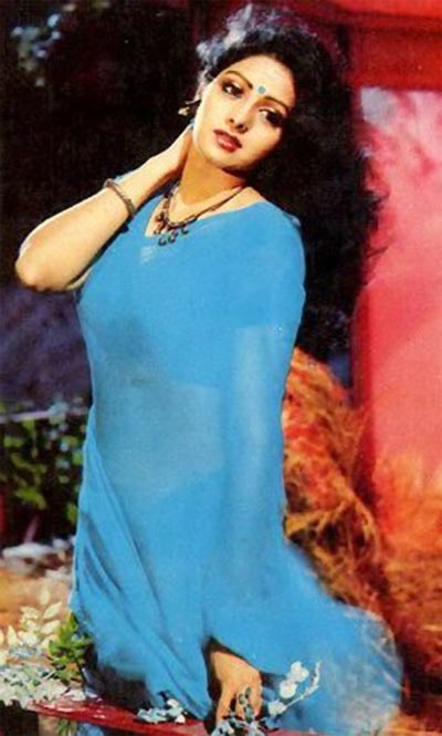 The 10 Best Songs Of Sridevi - Rediffcom Movies-9788