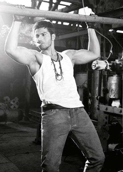 Varun Dhawan: Abs are hard work - Rediff.com movies
