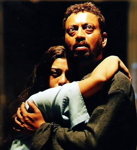 Tabu and Irrfan in Maqbool
