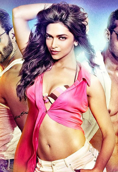 Deepika Padukone in Race 2
