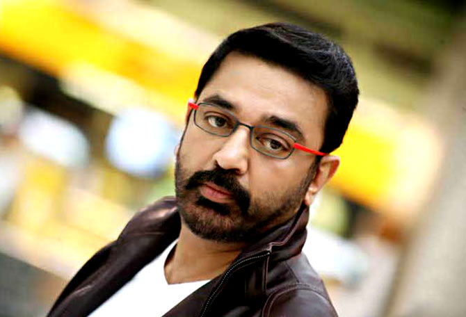 Kamal Haasan: His scripts both awe and inspire me