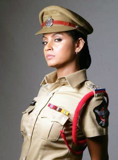 Bollywoods Sexiest Female Cops Vote - Rediffcom Movies-5363