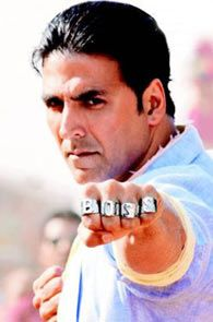 Akshay Kumar in Boss