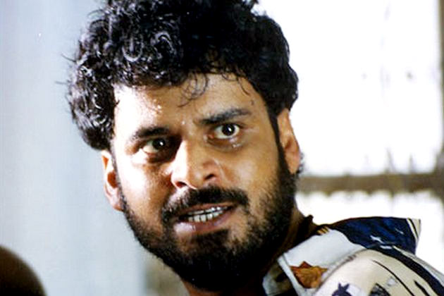 Manoj Bajpayee in the role that first made him famous, as Bhiku Mhatre in Satya.