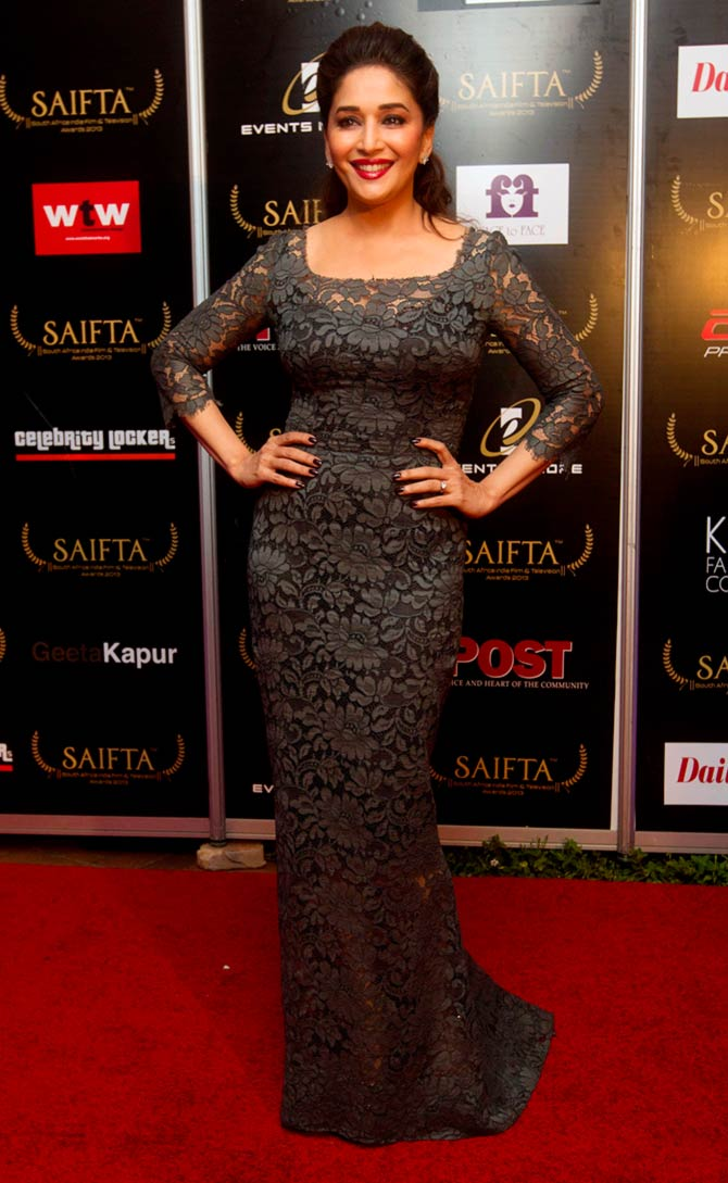 PIX: Priyanka, Madhuri, KJo at the glitzy SAIFTA