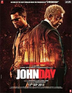 Movie poster of John Day