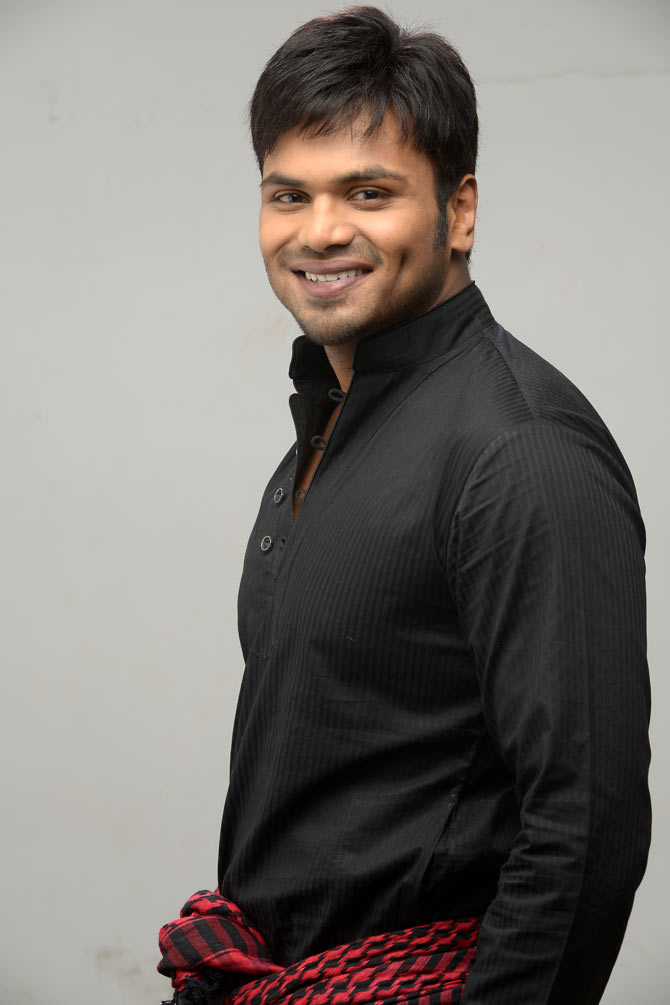 Manoj Manchu in Potugadu