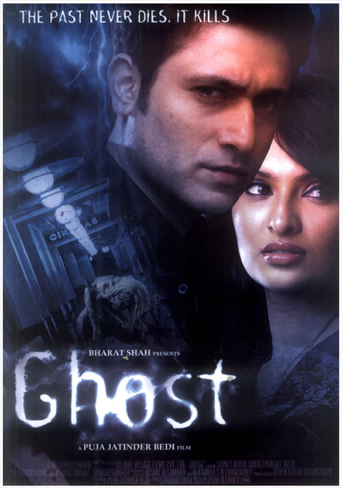 The Ghost poster