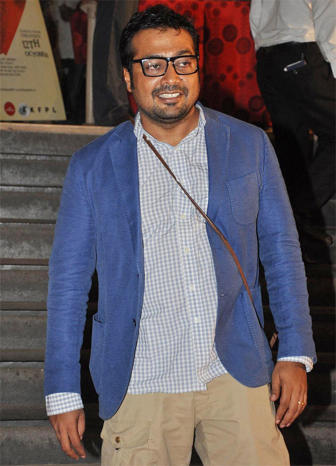 bollywood director anurag kashyap - HD1261×1900