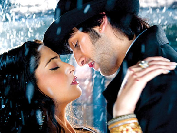 Sonam and Ranbir Kapoor in Saawariya