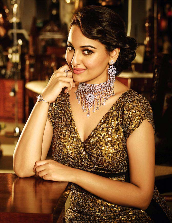 Sonakshi I Was Badly Beaten Up In My Childhood - Rediff -4748