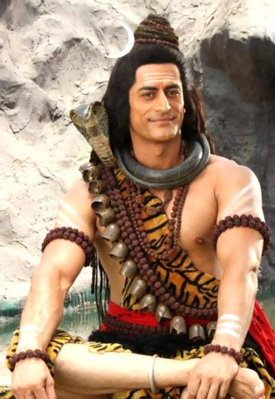 Mohit Raina in Mahadev