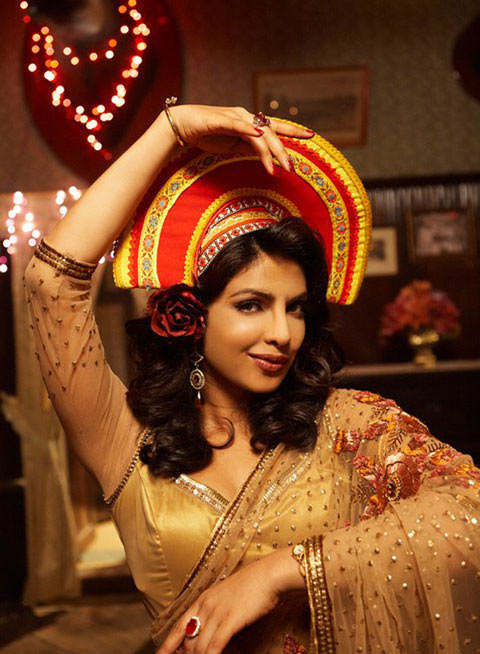 Priyanka Chopra in 7 Khoon Maaf