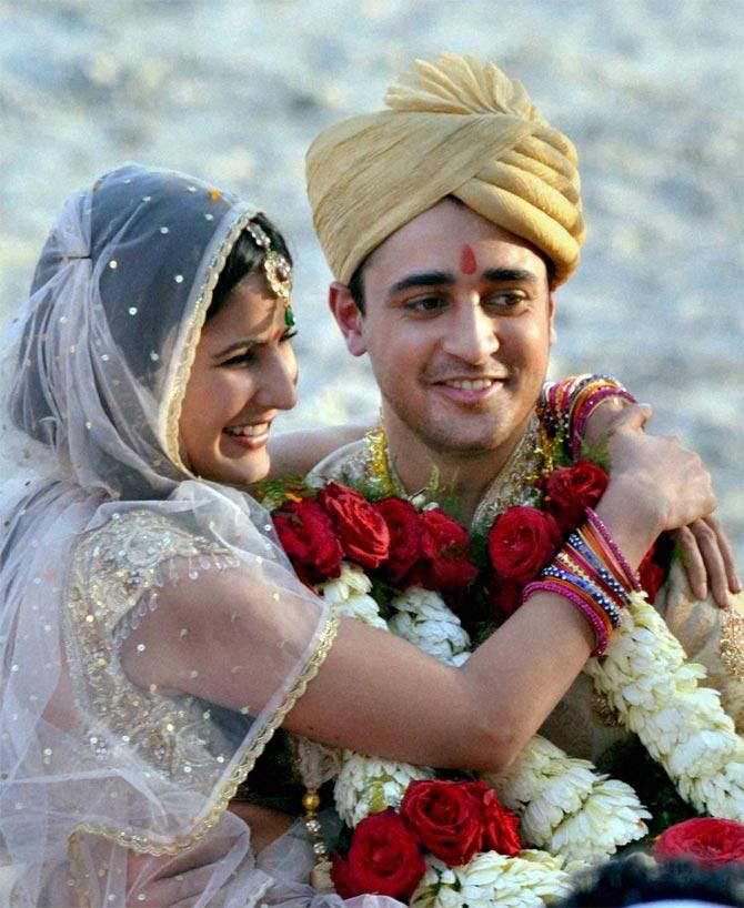 Imran Khan And Katrina Kaif In Mere Brother Ki Dulhan