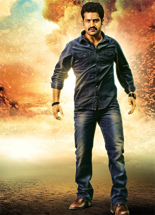 NTR Jr in Rabhasa