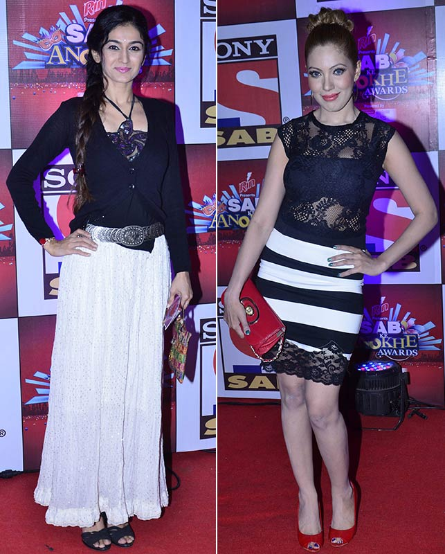 Neha Mehta and Mun Mun Dutta
