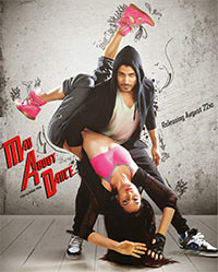 Movie poster of Mad About Dance
